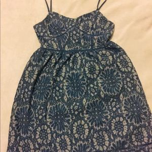 Loft lacey dress